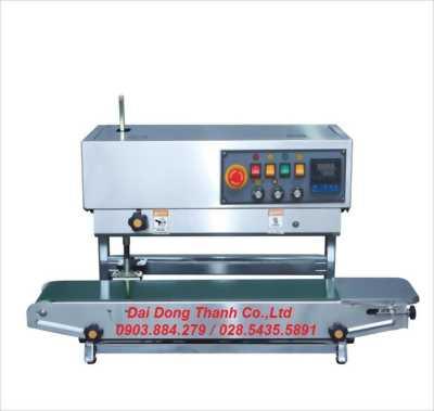 Máy hàn miện bao in đate và hạn sử dụng liên tục model FRL-1000WL NK Giá cạnh tranh