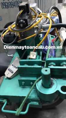 Máy uốn sắt chạy điện 220V Φ28 TC20