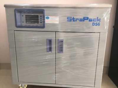 Máy đai thùng carton bán tự đông giá rẻ chính hãng Strapack D56