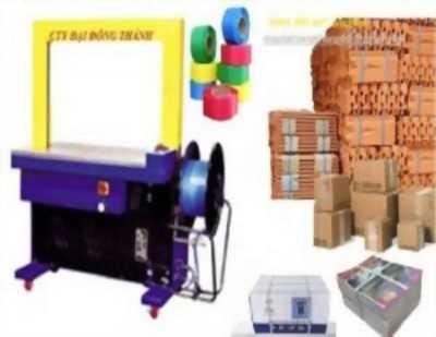 Máy đóng đai và niêm phong thùng carton tự động giá rẻ chính hãng Wellpack DAB-200