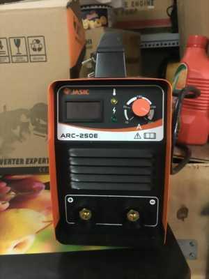 Máy hàn que dùng điện Jasic ARC 250E, giá rẻ nhất thị trường
