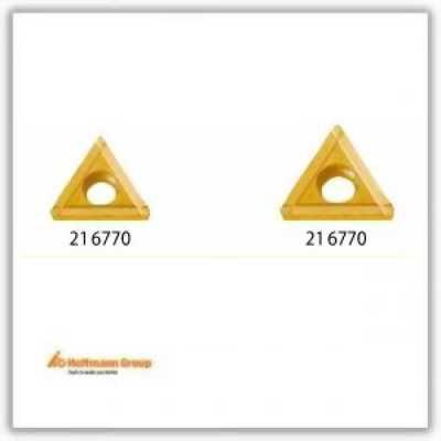 Mảnh phay tam giác 60 độ, mảnh TOHT TOHX 216770 từ Hoffmann-Đức