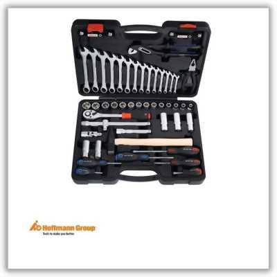 Bộ dụng cụ cầm tay 48 chi tiết mã hàng 63000248 từ Hoffmann-Đức