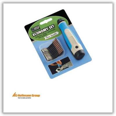Bộ dụng cụ cạo ba via mã hàng 839915 từ Hoffmann-Đức