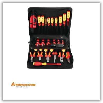 Bộ dụng cụ điện 29 chi tiết mã hàng 680540 từ Hoffmann-Đức