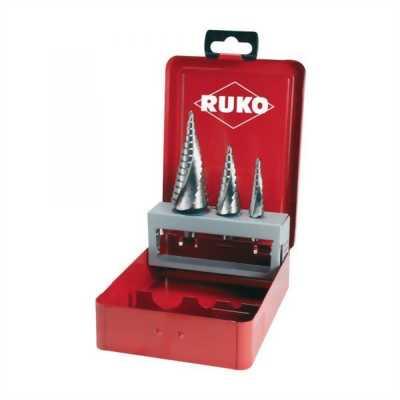 Bộ mũi khoan bước Ruko mã hàng 101026 từ Ruko – Germany
