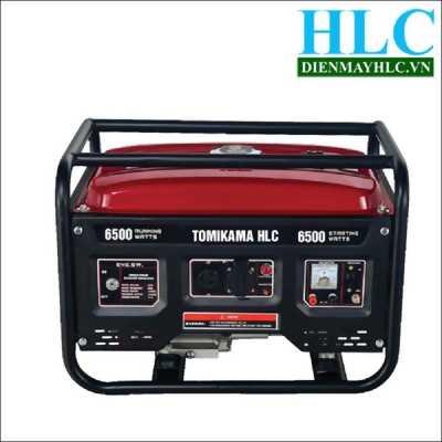 Bán máy phát điện chạy xăng Tomikama 6500 chất lượng nhất thị trường hiện nay
