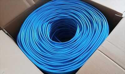 Cáp mạng FTP CAT6 Altek kabel - Cáp mạng chống nhiễu 305M/cuộn