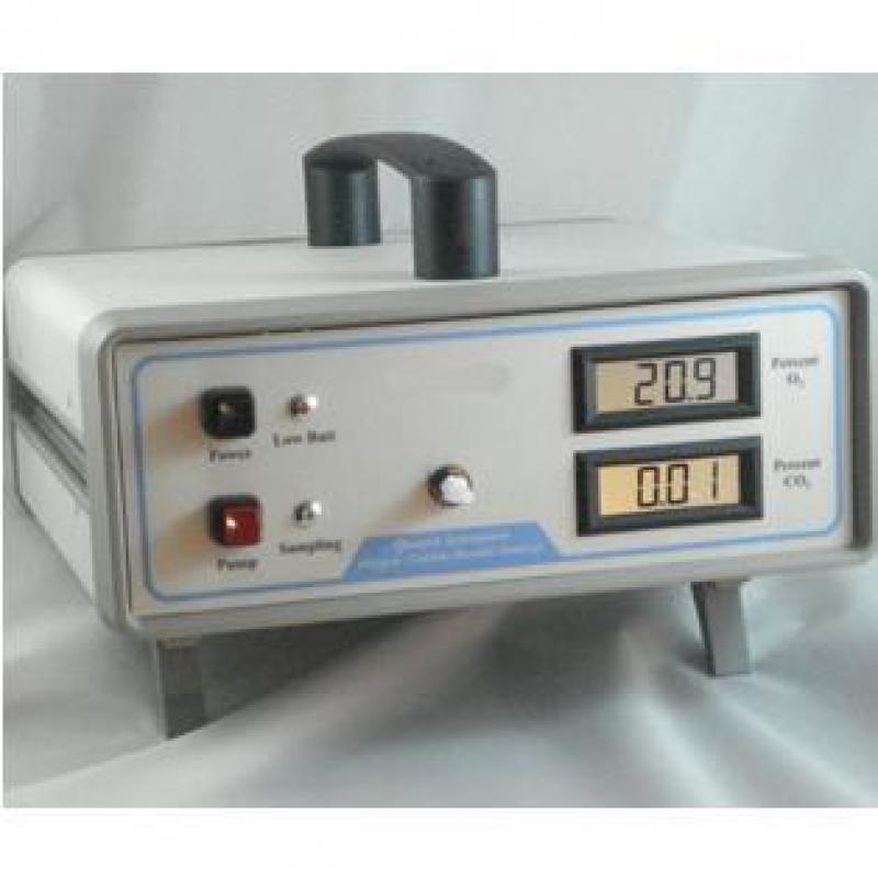 Máy đo khí O2 và CO2