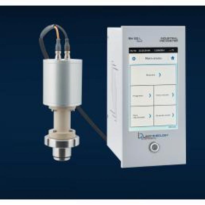 Máy đo đo độ nhớt công nghiệp - đo online
