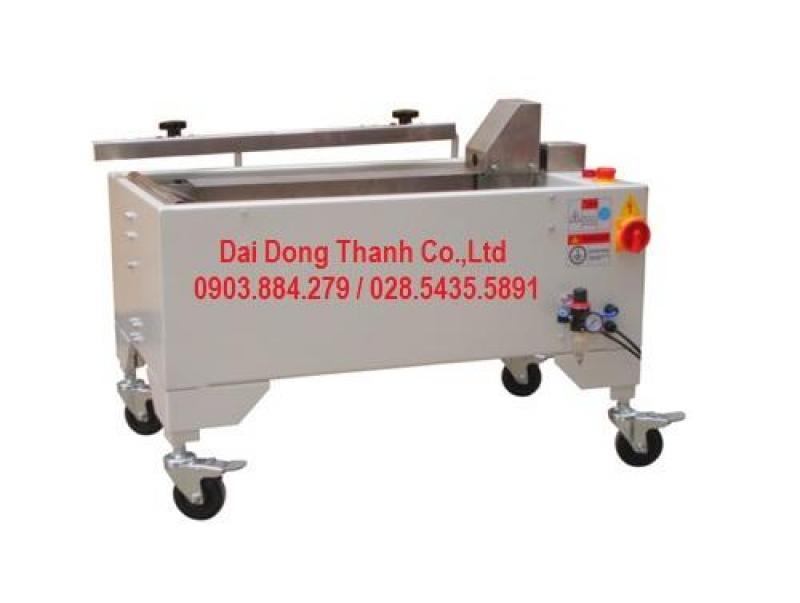 Máy dán băng keo thùng carton tự động WP-5050F giá rẻ tại Bình Dương