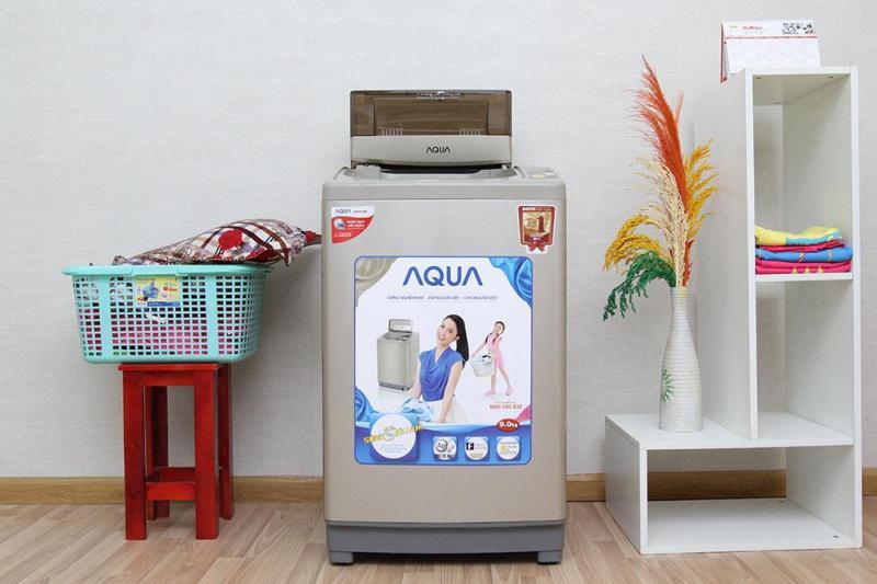 Bật mí câu trả lời cho câu hỏi máy giặt Aqua của hãng nào.