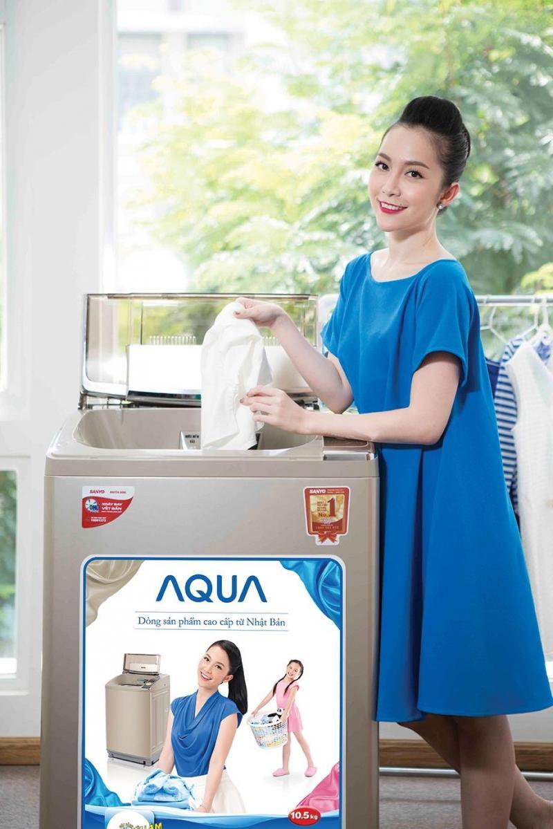 Đánh giá máy giặt AQUA - có nên mua máy giặt AQUA không?