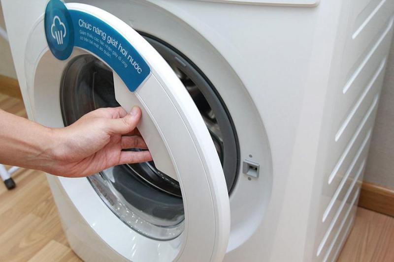 Hướng dẫn cách sửa dụng máy giặt electrolux 7kg cửa trước