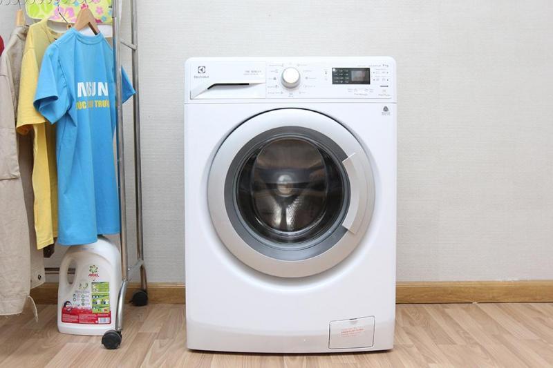 Tìm hiểu về hãng máy giặt Electrolux