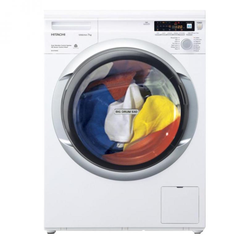 Thông tin bảng báo lỗi máy giặt HITACHI và cách khắc phục