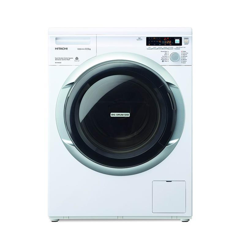 Giá máy giặt Hitachi 7kg vào thời điểm cuối tháng 8/2017