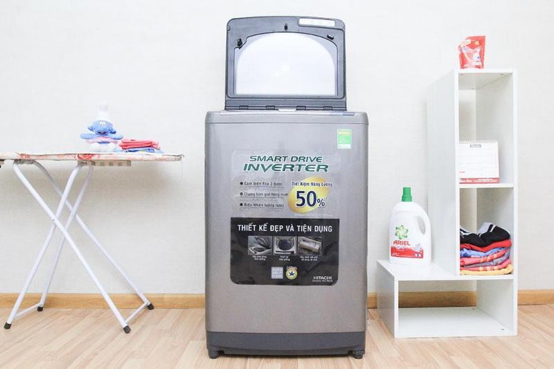 Hướng dẫn khắc phục khi máy giặt Hitachi báo lỗi F9 và các lỗi thường gặp khác
