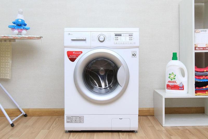 Máy giặt cửa ngang LG có tốt không? Giá thành như thế nào?