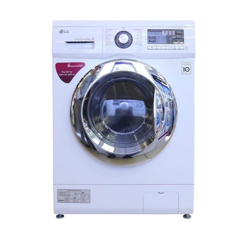 Máy giặt LG 8kg giá bao nhiêu trong khoảng đầu tháng 9.2017