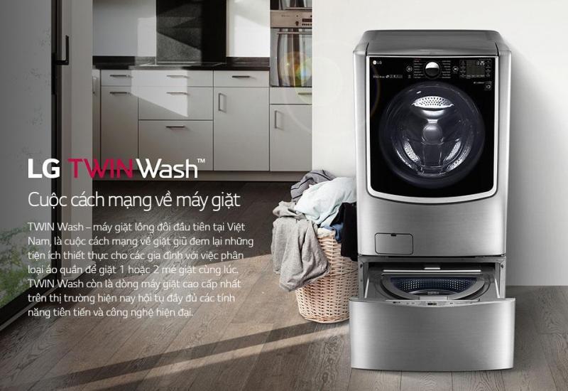 Đánh giá tổng thể máy giặt LG có tốt không?