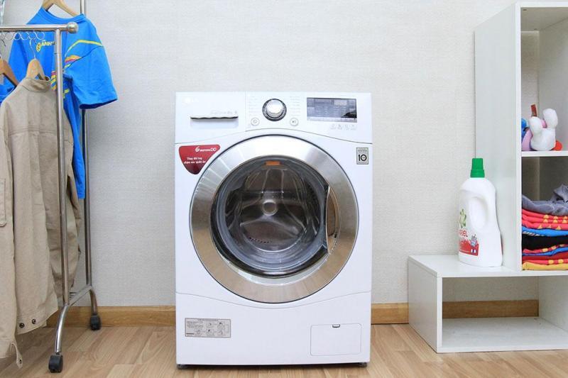 Nhận biết mã lỗi máy giặt LG cửa ngang và cách xử lí