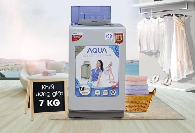 Máy giặt sanyo 7kg giá bao nhiêu tiền?