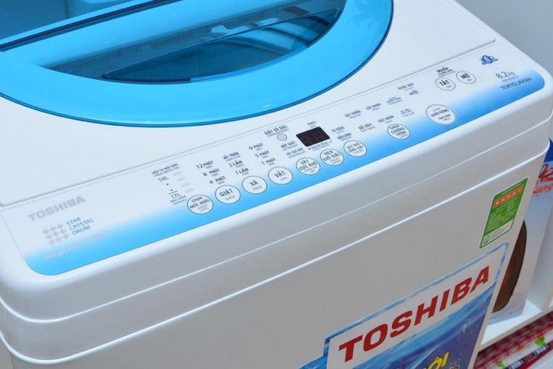 So sánh máy giặt toshiba và panasonic về khả năng vận hành