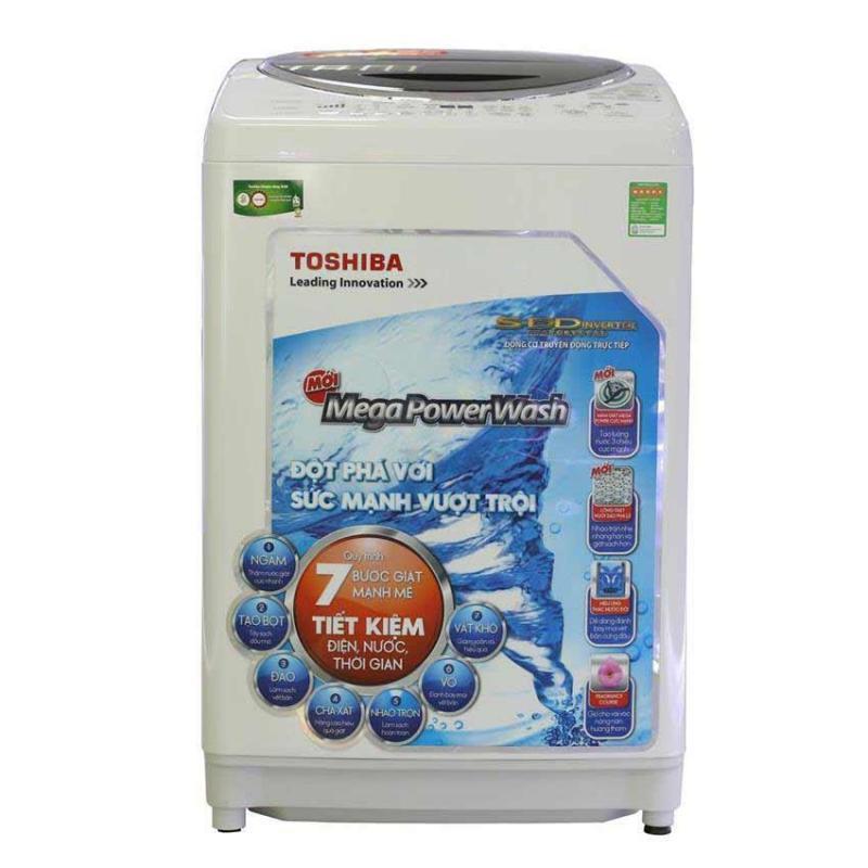 Hướng dẫn sử dụng máy giặt toshiba 8kg và những lưu ý