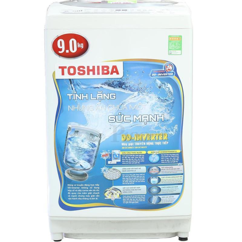 Tìm hiểu nguyên nhân máy giặt Toshiba không xả nước