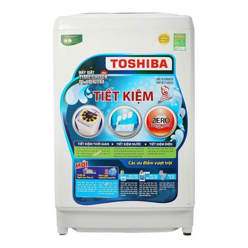 Cách sử dụng máy giặt Toshiba cửa trên đúng và an toàn