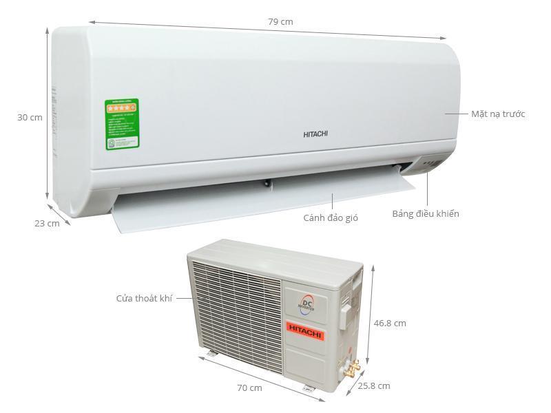 Đánh giá máy lạnh hitaichi mới nhất - Thiết bị bạn đáng phải sử dụng