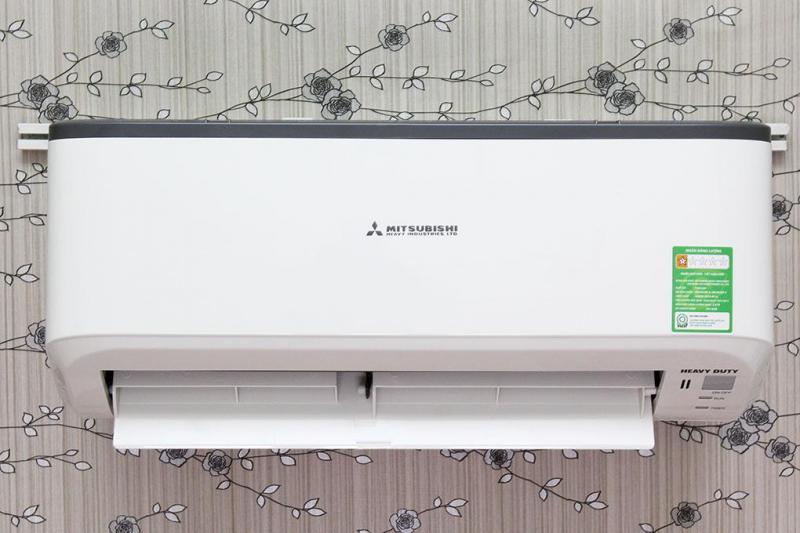 Giải đáp thắc mắc máy lạnh Mitsubishi 1 ngựa giá bao nhiêu.