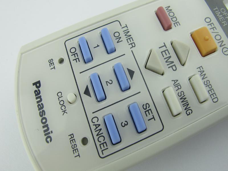 Hướng dẫn cách tắt chế độ timer của máy lạnh Panasonic