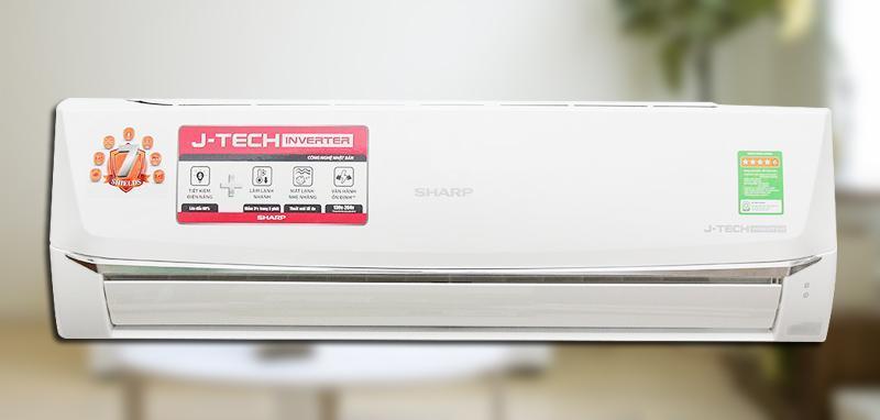 Địa chỉ bán máy lạnh Sharp được tin tưởng nhất Việt Nam.