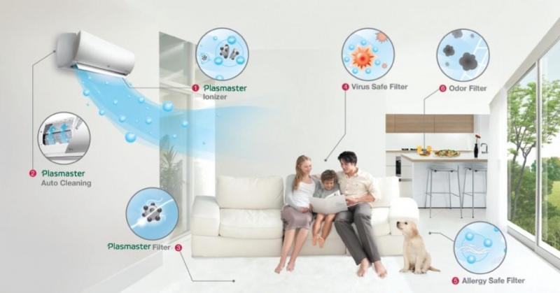 Cách sử dụng máy lạnh toshiba tiết kiệm điện