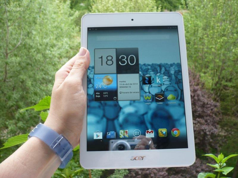 Lý do bạn nên chọn mua máy tính bảng Acer Icona A1-830