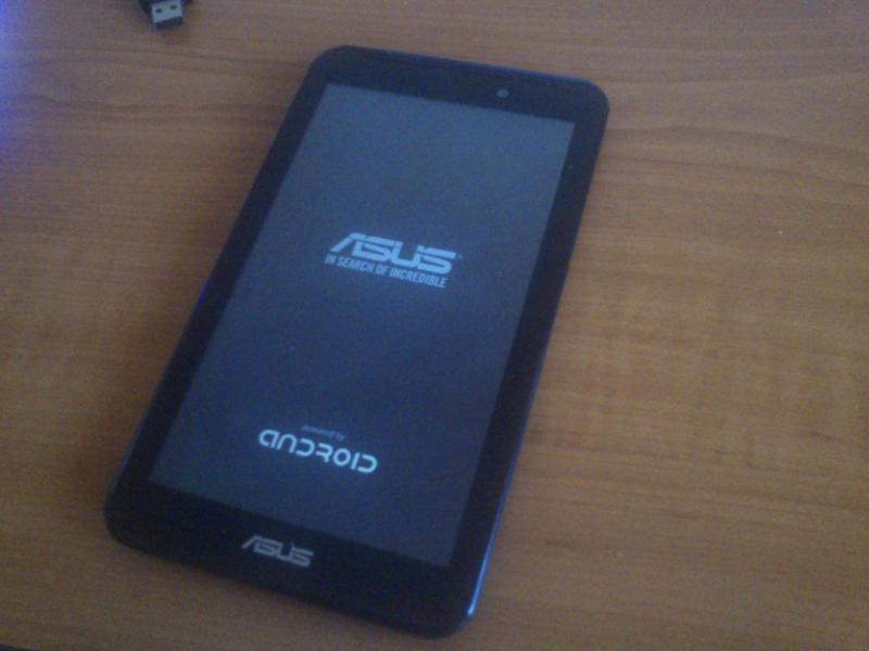 Asus ZenPad K012 , 7in ram 1g , 95%