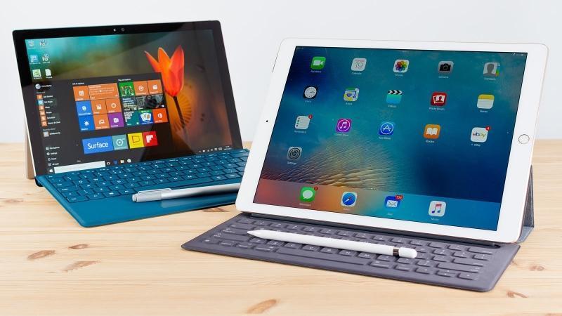 IPad Pro và Surface Pro: Lựa chọn nào tốt nhất cho bạn?