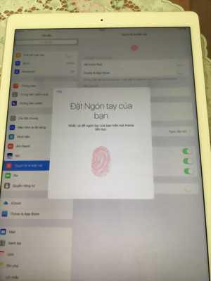 IPad Pro 12.9 inch 128gb wifi, màu vàng, máy đẹp, mới 98%