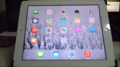 Bán iPad 3 Wifi + 4G