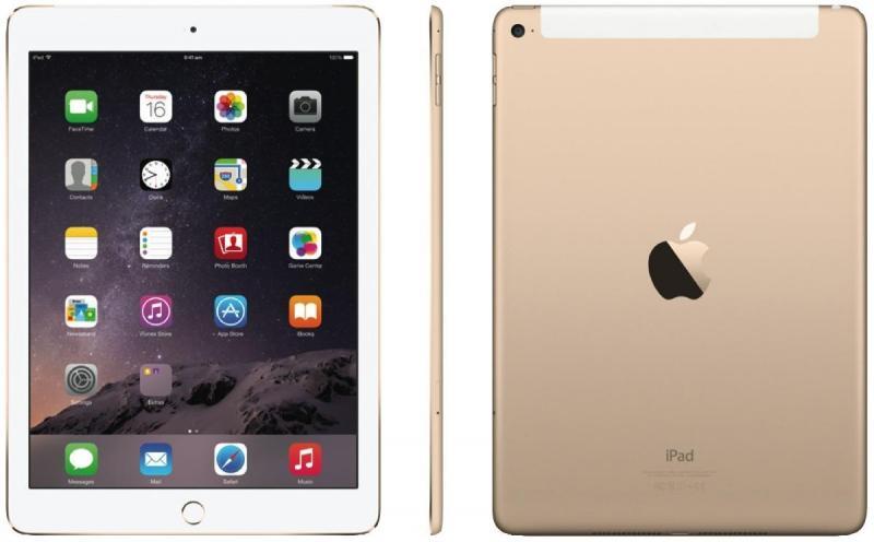 Ipad Air 2 Gold 32G bao zin