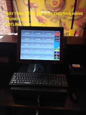 máy tính tiền cảm ứng cho nhà hàng giá rẻ tại bình phước