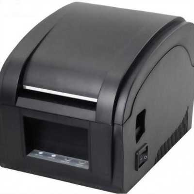 Máy in mã vạch, tem sản phẩm tiện dụng