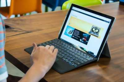 Surface pro 4 Core.
