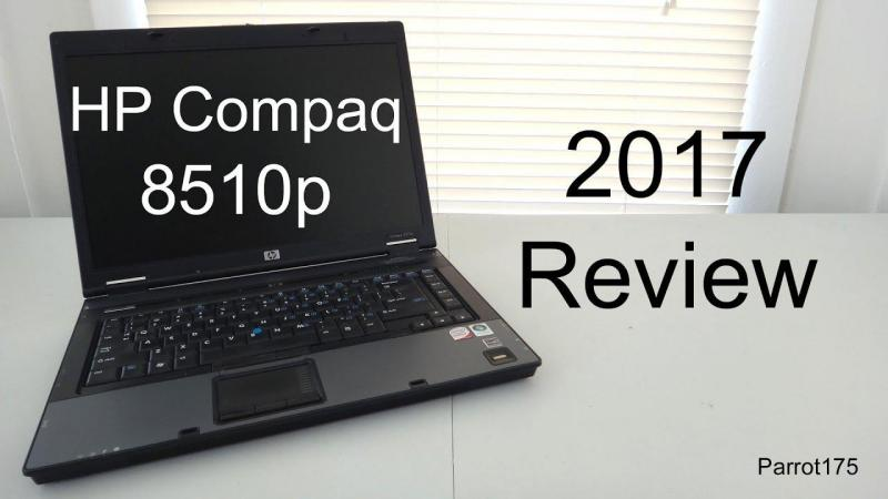 HP Compaq Intel Core 2 Duo 2 GB .pin cầm