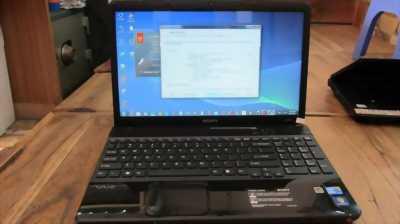 Sony VPCEB23FM, CORE I3-M380,RAM 4GB, HDD 500GB.