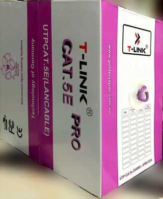Cáp mạng T-Link Cat5E