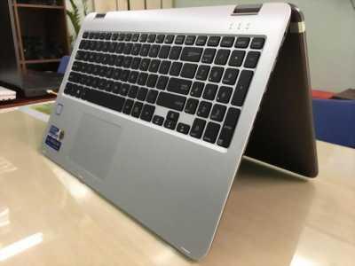Bán laptop cũ Asus TP501UA i5 6200U, cảm ứng, full HD