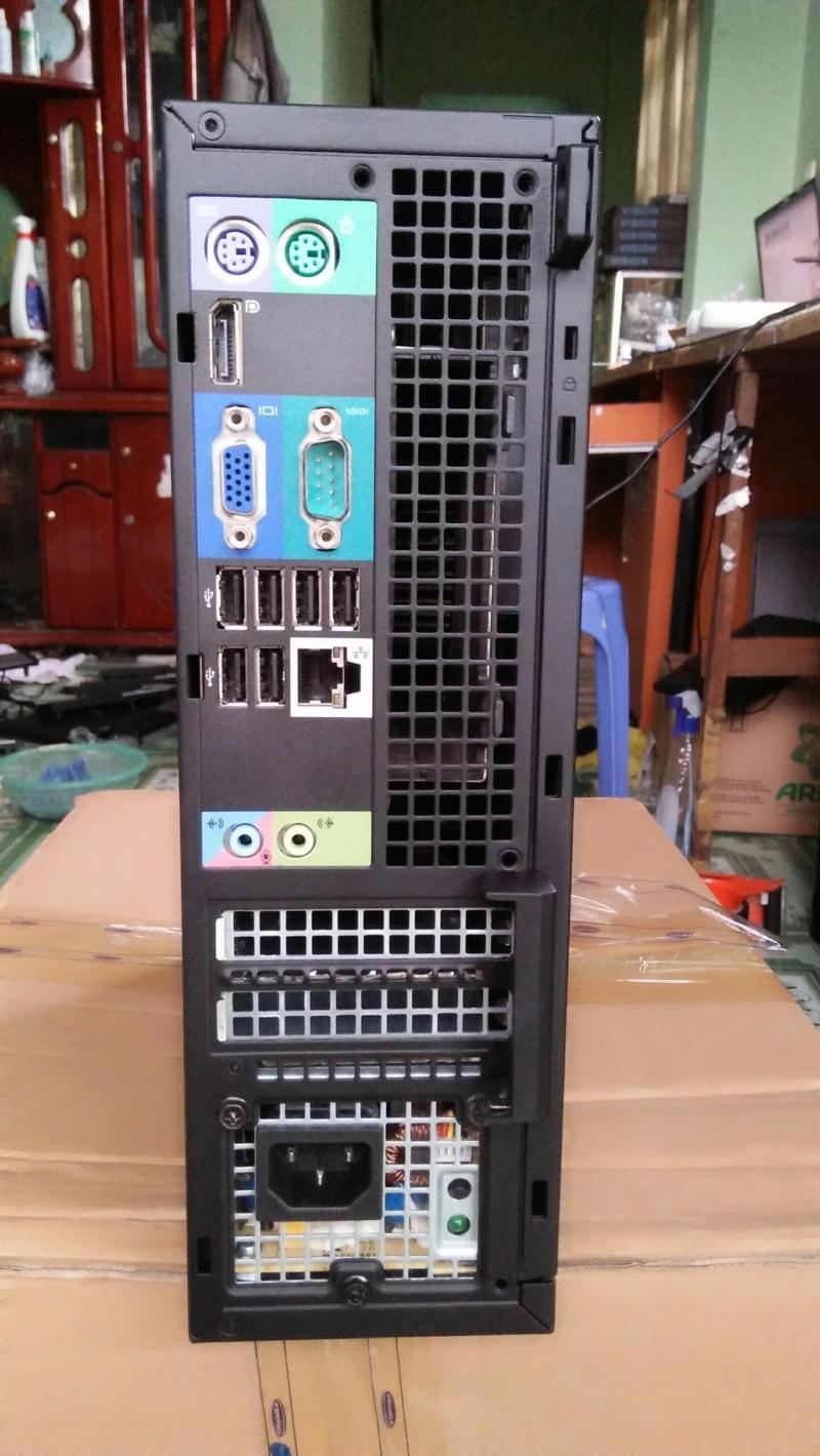 Máy Bộ Dell Optiplex 790sff FULL BOX - MỚI 100%
